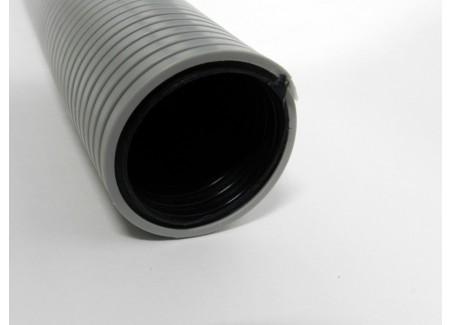BO611- BOYAU SEUL 1 1/2''X 50' G-VAC GRIS NOIR